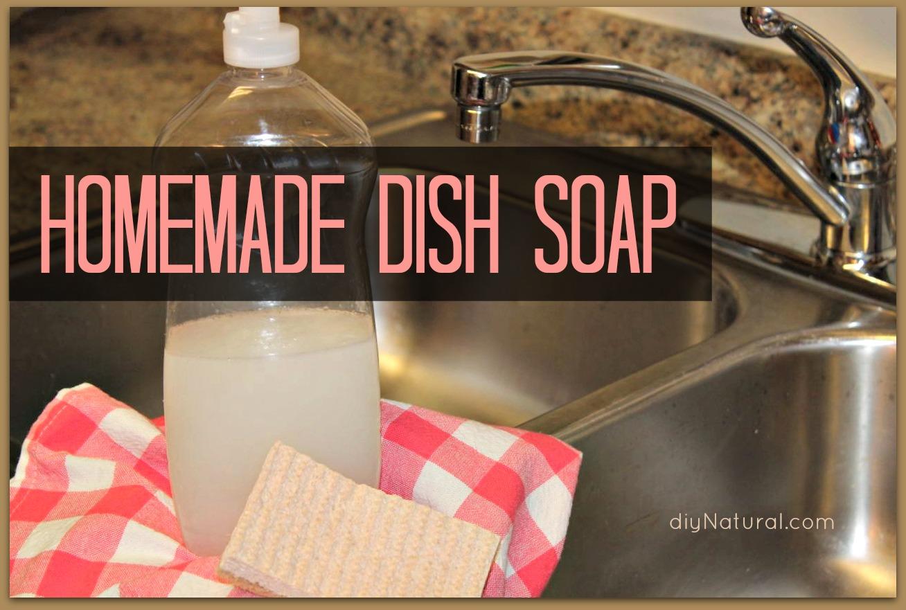 Membuat Sabun Cuci Piring