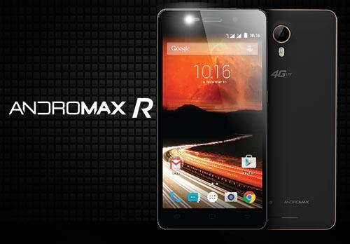 Smartfren Andromax R Dengan Spesifikasi 4G LTE