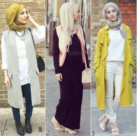 model-jilbab-masa-kini-dengan-menggunakan-cardigan