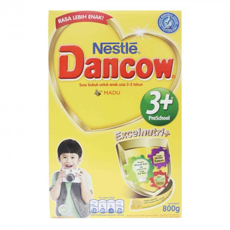 Manfaatnya Susu Dancow Untuk Kecerdasan Anak