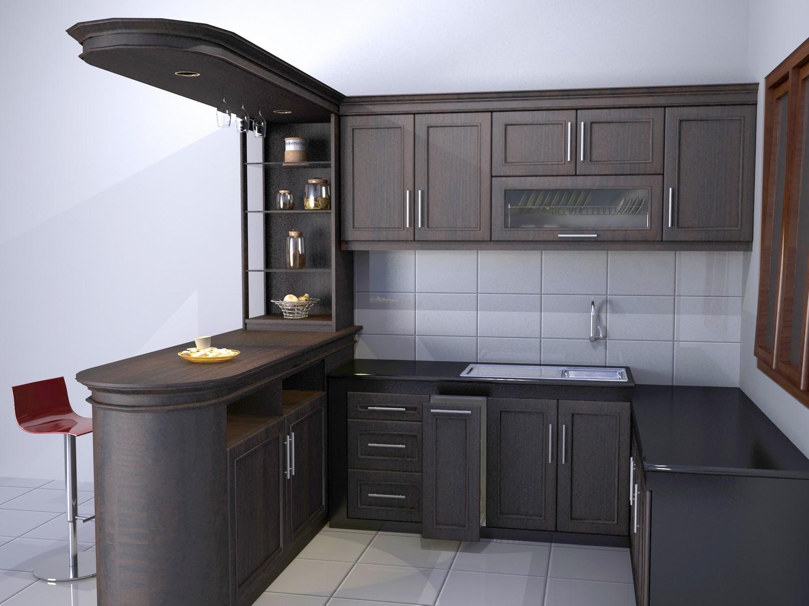 Tips Menata Dapur Dengan Efisien
