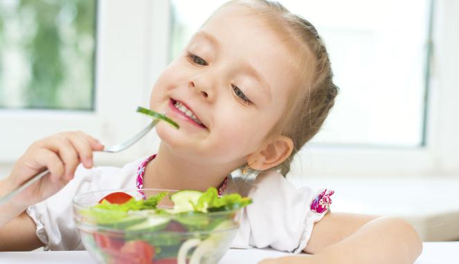 Pilihan Makanan Sehat Untuk Anak
